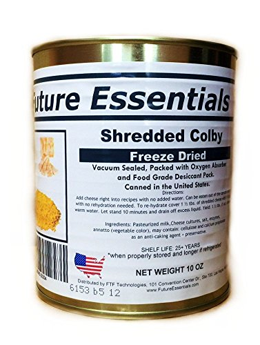freeze dried cheddar cheese - 9