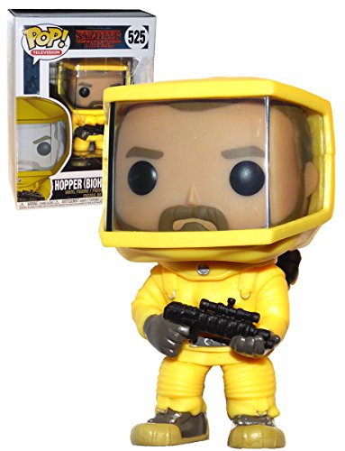 Figura Pop Stranger ThingsHopper in Bio Hazard Suit Exclusive