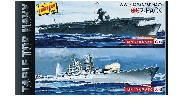 Amazon com: 1/1200 Tabletop Navy: IJN Yamato Battleship