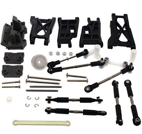 lash Suspension Arms, Turnbuckles, Servo Saver & Bellcrank ()