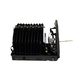 Samsung DA97-07825F Refrigerator Condenser Coil and Fan Motor Assembly Genuine Original Equipment Manufacturer (OEM) Part