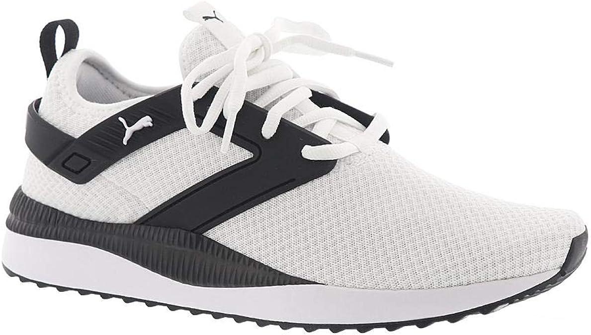 Discount Puma Pacer Next Excel Shoes Puma White High Risk Red