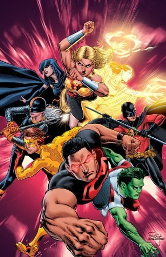 Teen Titans: Prime of Life by JT Krul (2012-04-17) (Prime Of Titans Life Teen)