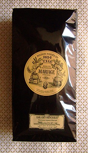 Mariage Freres - EARL GREY FRENCH BLUE (T8005) - 17.63oz / 500gr Loose Leaf BULK BAG by Unknown