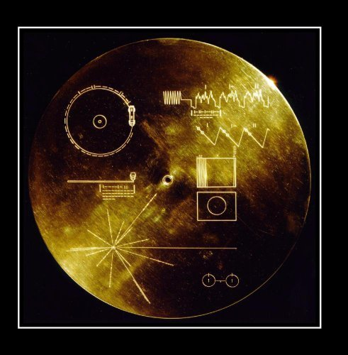 The Golden Record. Greetings and Sounds of the Earth. by Nasa Voyager Golden Record [Music CD]