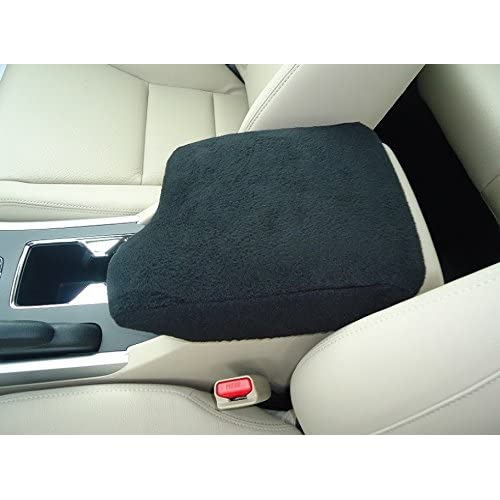 Car Console Covers Plus Custom Fits Subaru Crosstrek SUV 2018-2019 Fleece Center Armrest Cover for Center Console Lid Made in USA hot sale