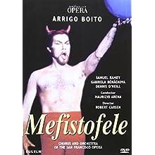 Boito - Mefistofele / Arena, Ramey, Benackova, San Francisco Opera (2001)