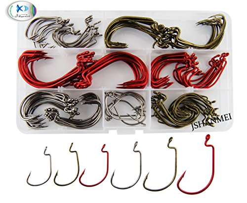 JSHANMEI 150pcs Strong Carbon Fishing product image