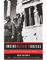 Inside Hitler's Greece: The Experience of Occupation, 1941-44