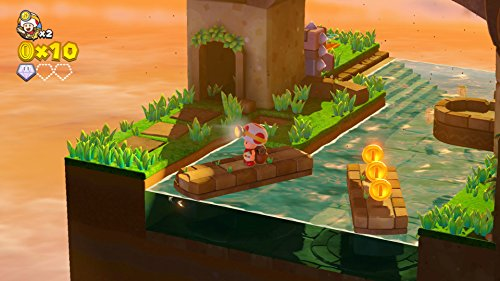Captain Toad: Treasure Tracker - Nintendo Switch 2