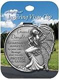 Angelstar 15686 Granddaughter Guardian Angel Visor Clip Accent, 2-1/2-Inch