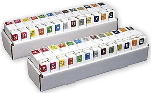 Sycom and Barkley Alpha Roll Labels Starter Set