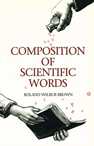 Composition of Scientific Words by Brand: Smithsonian Books