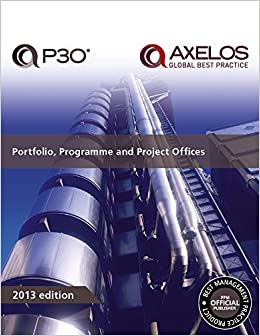 Book Portfolio, Programme and Project Offices