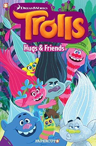 Trolls Graphic Novel Volume 1: Hugs & Friends (Trolls Graphic Novels)
