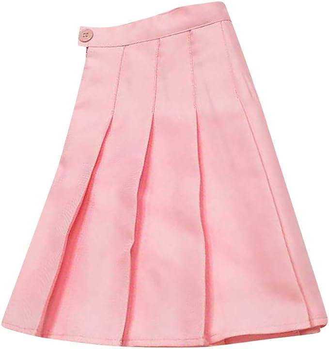 Trada - Falda de Patinadora para Mujer, Moderna, versátil ...