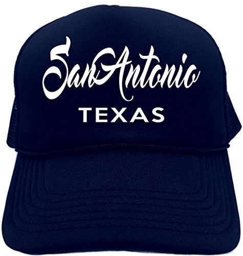 Funny Trucker Hat (San Antonio Texas (city state) Unisex Adult Foam - Antonio San Shopping Texas In