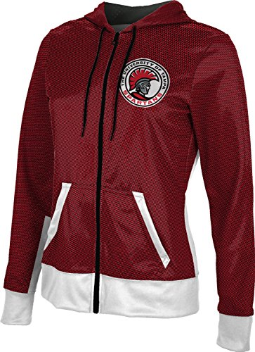 [ProSphere Women's University of Tampa Embrace Full-zip Hoodie (Medium)] (Spartacus Outfit)