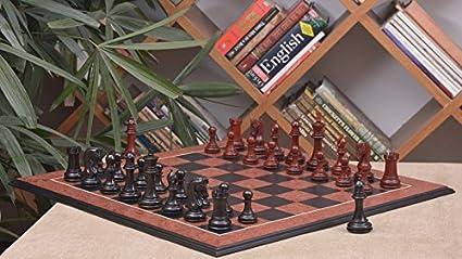 Buy Chessbazaar Combo Of Caballus Series Chess Pieces In