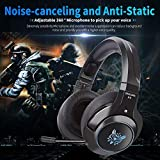 ROSEWILL Stereo Gaming Headset for Wii U, PS4, Xbox