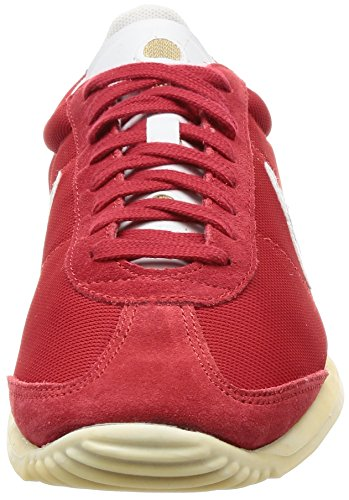 Schuhe Quartz Court Legacy Optical White e17 Red