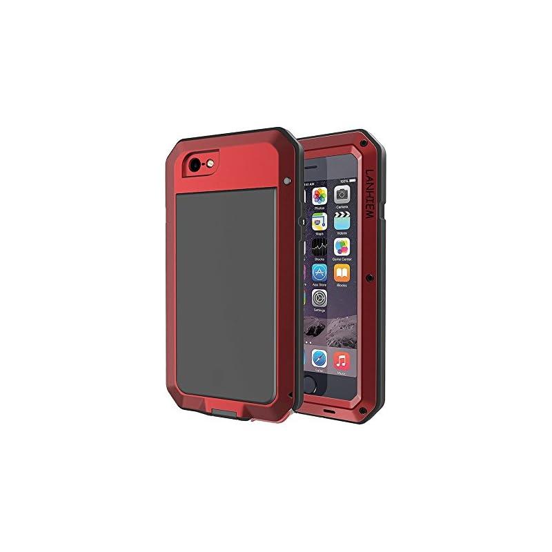 iPhone 6 / 6s Case, Lanhiem Heavy Duty S
