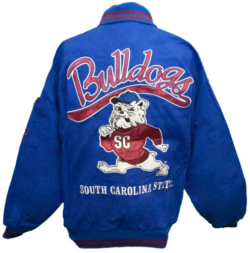 New! South Carolina State University Embroidered Jacket SIZE XL