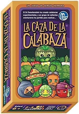 MIXIN La Caza de la Calabaza - Juego de Mesa [Castellano]: Amazon.es: Juguetes y juegos