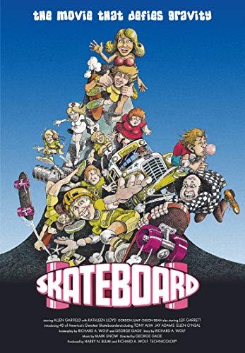 Skateboard - Jump Skateboard