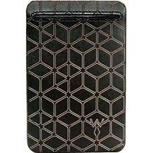 Wurkin Stiffs Men's RFID Laser Credit Card Wallet