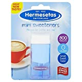 Hermesetas Mini Sweeteners 800 Tablets