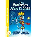 The Emperor's New Clones: Level 3 (Reading Ladder)