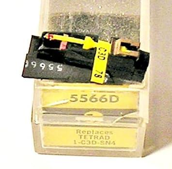 Fonógrafo aguja láser p-401d EV 5566 EV 5566d EV 5254d Bic Astatic ...