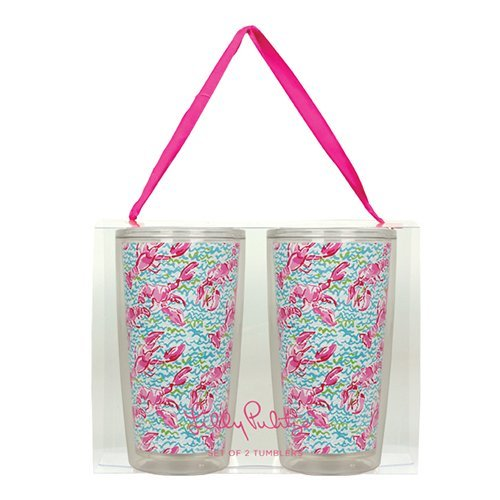 Lilly Pulitzer Insulated Tumbler Set, Lo - Lifeguard Roll Shopping Results