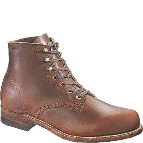 Mile Rust Men 1000 Wolverine Boot Mens PqBwt
