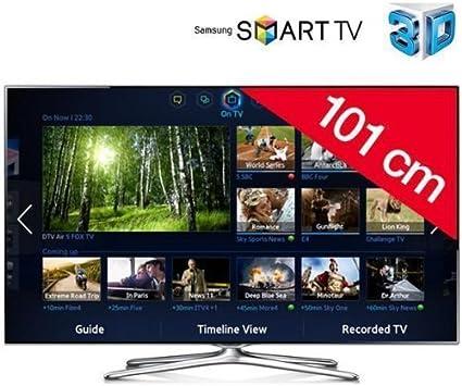 Samsung televisor LED 3d Smart TV UE40 F6500 + 2 años de garantía: Amazon.es: Electrónica