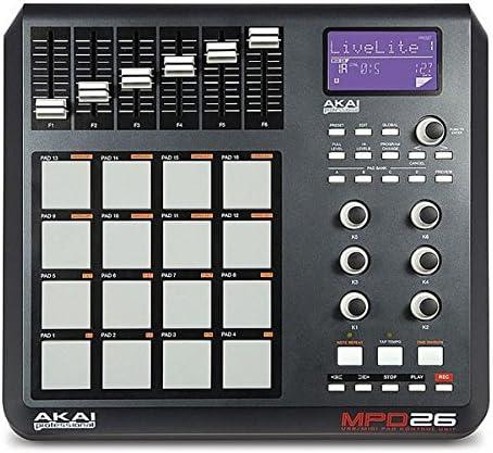 Akai Professional MPD26 USB/Midi Pad Controller
