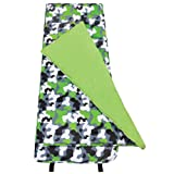Wildkin Green Camo Original Nap Mat