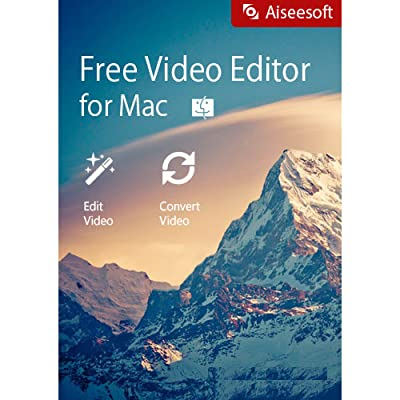 Aiseesoft Free Video Editor for Mac [Download]