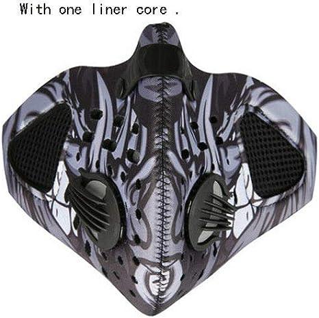 FidgetGear - Máscara respiradora de Carbono activada para ...