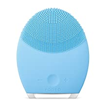 FOREO LUNA 2 for Combination Skin (T-Sonic Facial Cleansing & Anti-Aging Device)