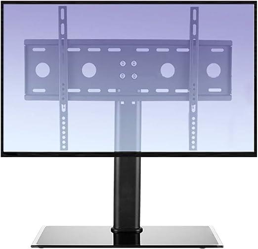 CCBBA Soporte Universal Universal para TV LCD, Soporte de Escritorio para computadora de Escritorio con Mayor elevación, Adecuado para TV de 32-44 Pulgadas, con 30 kg: Amazon.es: Hogar