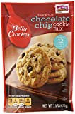 Betty Crocker Cookie Mix Chocolate Chip Snack Size Makes 12 Cookies 7.5 oz Pouch (pack of 9)