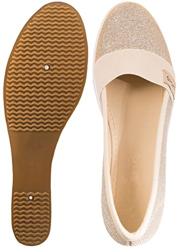 femme Or chaussons d'intérieur Elara Or femme chaussons chaussons Elara Elara d'intérieur chaussons Or Elara d'intérieur femme 6td5wxq