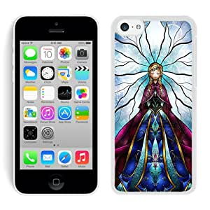 Fashionable mandie manzano White Cell Phone Case for iPhone 5c Generation