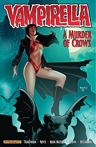 Vampirella (2011-2014) Vol. 2: A Murder of Crows (Vampirella (2011-))