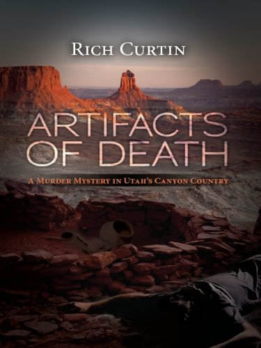 Artifacts of Death (Manny Rivera Mystery Series Book 1) by [Curtin, Rich]