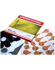Rycote 065103 Undercover for Lavalier Microphone - White (Pack of 30)