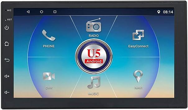 Panlelo S2 Mate Android 7.1 Auto Radio Am FM Coche Estéreo Navegación GPS Pantalla táctil de