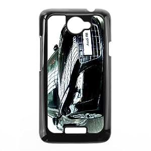 Audi HTC One X Cell Phone Case Black Cebdr